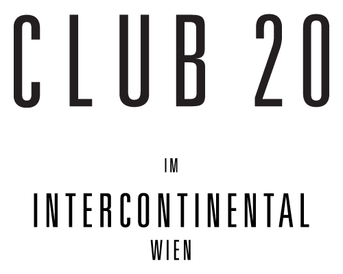 Logo des Club 20 im Hotel InterContinental Wien